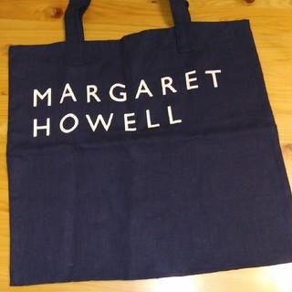 マーガレットハウエル(MARGARET HOWELL)の【週末発送限定価格!】マーガレット・ハウエル リネントート(トートバッグ)