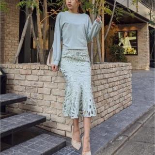 rienda - ♡レースマーメイドスカート♡
