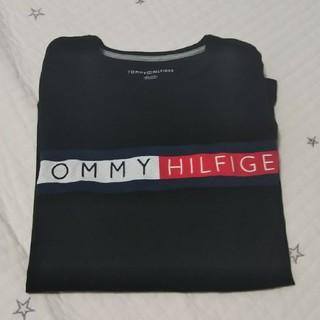 TOMMY HILFIGER - TOMMY HILFIGER トミーヒルフィガー Tシャツ ブラック 黒 メンズ