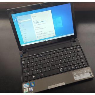 エイサー(Acer)の今晩だけ!acer ASPIRE 1830Z-F52C/K Win10(ノートPC)