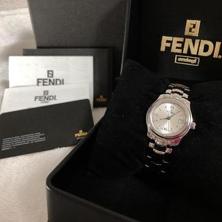FENDI - 新品同様 FENDI 210L レディース 腕時計
