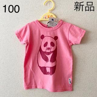 MARKEY'S - 未使用 タグ付 markey's jippon 半袖 Tシャツ パンダ 日本製