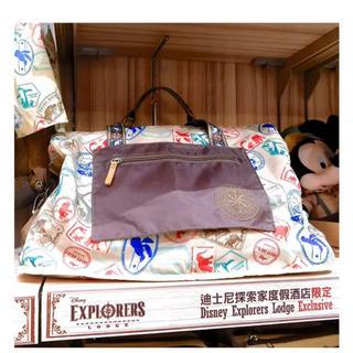 ディズニー(Disney)の香港ディズニー 折り畳みボストンバック(ボストンバッグ)