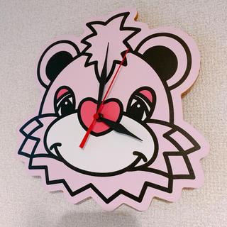 ロデオクラウンズ(RODEO CROWNS)のロデオクラウンズ ロディ 掛け時計 RODEOCROWNS クマ(掛時計/柱時計)