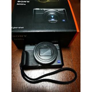 ソニー(SONY)のSONY 高級コンパクトデジカメRX100M7(コンパクトデジタルカメラ)