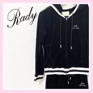 Rady - Rady セットアップ(black)