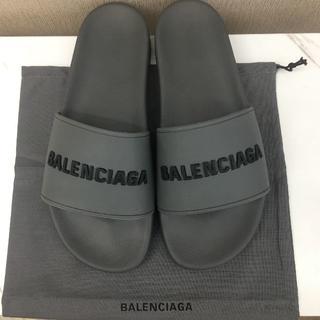 Balenciaga - Balenciaga  新作 バレンシアガ サンダル スリッパ