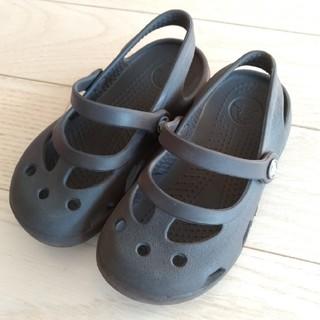 crocs - crocs クロックス C9 シャイナガール 16.5