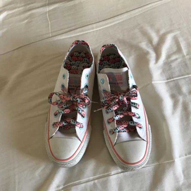 CONVERSE(コンバース)のconverse ポールアンドジョーコラボ 24センチ レディースの靴/シューズ(スニーカー)の商品写真