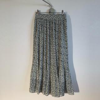 LOWRYS FARM - ローリーズファーム キャシャミエプリーツスカート