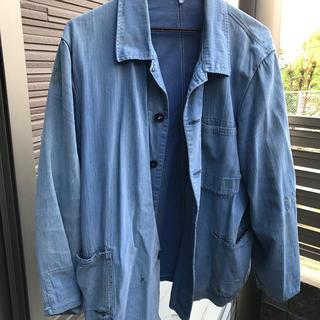 コモリ(COMOLI)の50s フレンチワークジャケット(カバーオール)