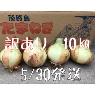 玉ねぎ 淡路島 訳あり10㎏(野菜)