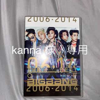 BIGBANG - THE BEST OF BIGBANG 2006-2014(DVD付)