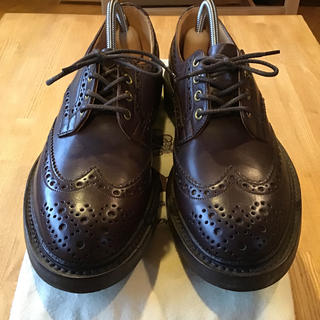 Trickers - Tricker's BOURTON 英国製 25.5cm 試し履きのみ。