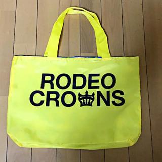 RODEO CROWNS - RCWB rodeo crowns リバーシブルトートバッグ  未使用