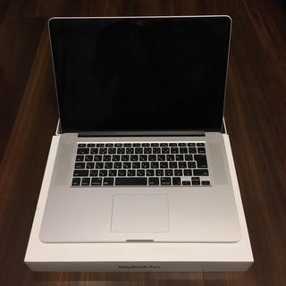 Mac (Apple) - MacBook Pro / ハイスペック