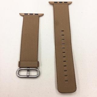 アップルウォッチ(Apple Watch)のApple Watch 42,44mm ウーブンナイロン アップルウォッチ 用(その他)