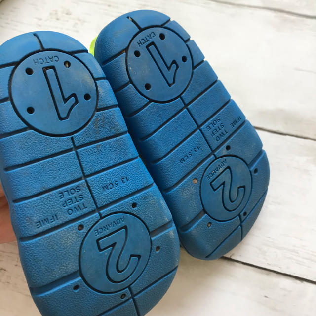 BREEZE(ブリーズ)のIF ME 13.5センチ 水陸両用サンダル キッズ/ベビー/マタニティのベビー靴/シューズ(~14cm)(サンダル)の商品写真