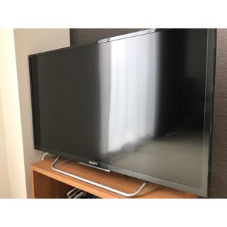ブラビア(BRAVIA)の美品 SONY 液晶テレビ BRAVIA KJ-32W730C 外付けHDD付き(テレビ)