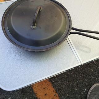 ユニフレーム(UNIFLAME)のユニフレーム スキレット(調理器具)