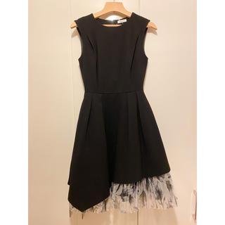 フレイアイディー(FRAY I.D)のFLAY I.D ドレス(ミディアムドレス)