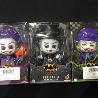 ディーシー(DC)の【新品】コスベイビー『バットマン』ジョーカー3体セット(アメコミ)
