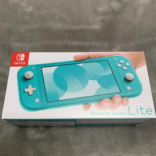 Nintendo Switch - Nintendo Switch Lite スイッチライト ターコイズ