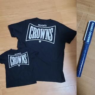 RODEO CROWNS - 親子ペアルックTシャツ