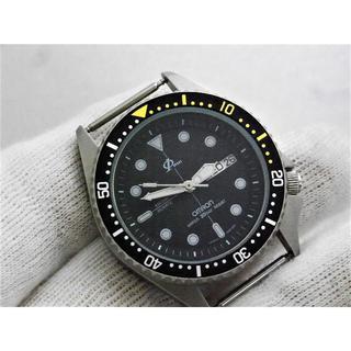 オムロン(OMRON)のOMRON ESCOM PHI ダイバーウォッチ デイデイト (腕時計(アナログ))