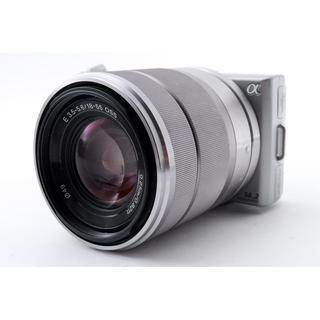 ソニー(SONY)の☆iPhoneやアンドロイドスマホに写真転送OK♪☆SONY ソニー NEX-5(デジタル一眼)