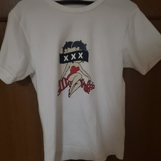 シュプリーム(Supreme)のゴッドセレクション xxx ベティ シャツ(Tシャツ/カットソー(半袖/袖なし))