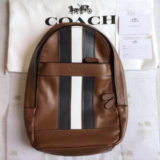 COACH - COACHバッグ コーチボディバッグ F23215 サドル メンズバッグ
