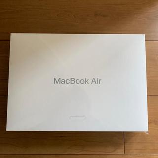 Apple - 【新品未開封】MacBook Air 2019 スペースグレイ
