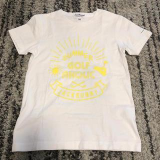 パーリーゲイツ(PEARLY GATES)のジャックバニー Tシャツ 140(Tシャツ/カットソー)