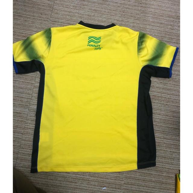 PENALTY(ペナルティ)のペナルティー Tシャツ men's Sサイズ スポーツ/アウトドアのサッカー/フットサル(ウェア)の商品写真