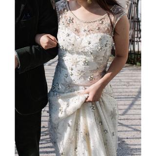 ジェニーパッカム ジョリーン ウェディングドレス
