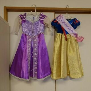 ディズニー(Disney)のビビディバビディブティック 白雪姫 ラプンツェル 100 ドレス(ドレス/フォーマル)