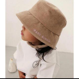 アリシアスタン(ALEXIA STAM)のBABY ALEXIA バケットハット(帽子)
