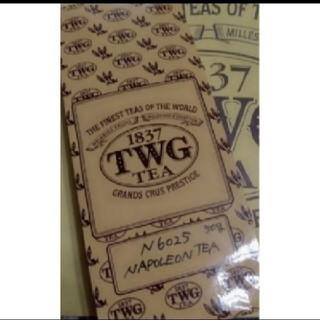 TWG 茶葉50g ナポレオンティー(茶)