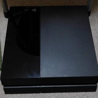 プレイステーション4(PlayStation4)のプレイステーション4(家庭用ゲーム機本体)
