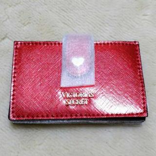 Victoria's Secret - ビクトリアシークレット カードケース 赤