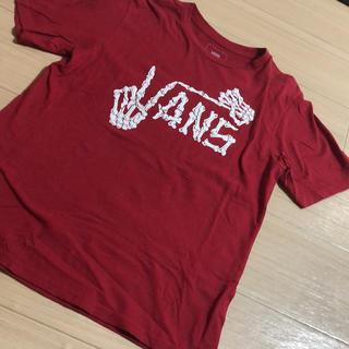 ヴァンズ(VANS)のvans tシャツ サイズM(Tシャツ(半袖/袖なし))
