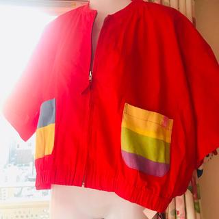 エルロデオ(EL RODEO)の新品タグ付き EL RODEO 変わったシャツ(シャツ/ブラウス(長袖/七分))