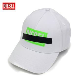 DIESEL - 新品 DIESEL ロゴキャップ ホワイト