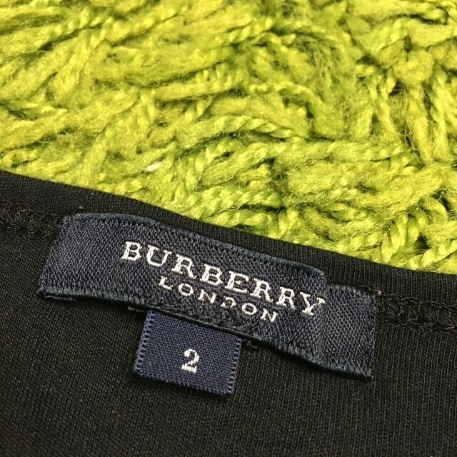 BURBERRY(バーバリー)のkaiser様専用 お値引き レディースのトップス(カットソー(長袖/七分))の商品写真
