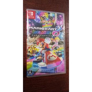 新品未開封 Switch マリオカート 任天堂 ソフト (家庭用ゲームソフト)