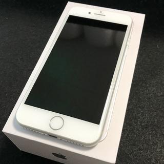 アイフォーン(iPhone)の【美品】iPhone8 64GB★シルバー★softbank(スマートフォン本体)