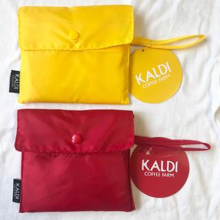 KALDI - カルディ  エコバッグ2色セット