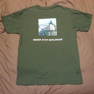 THE NORTH FACE - ノースフェイス TシャツNT32002Aカラーオリーブサイズ L