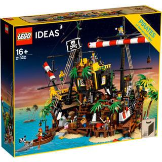 Lego - 流通限定商品 レゴ LEGOアイデア 赤ひげ船長の海賊島 21322 ブロック